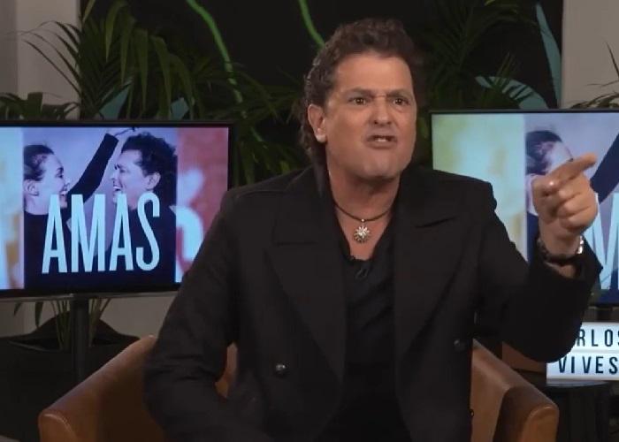 VIDEO: Carlos Vives se defiende de los puristas del vallenato