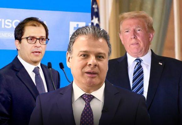 Rifirrafe entre fiscal Barbosa y Estados Unidos