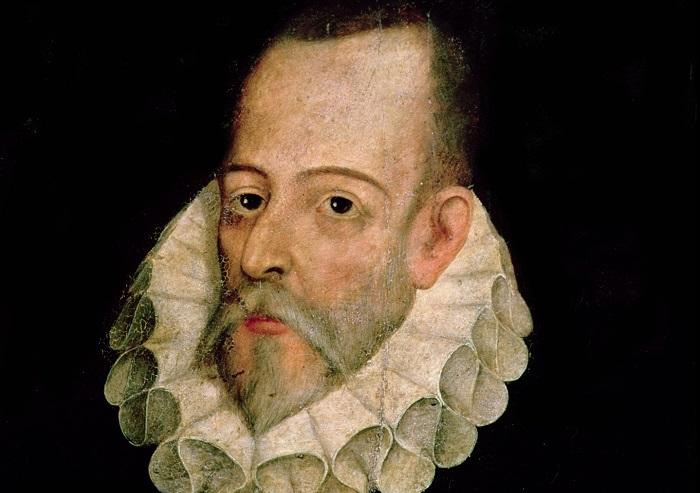 Cervantes, mas que el padre de la literatura universal