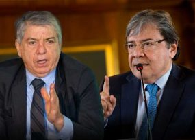 César Gaviria se le abre al gobierno y se va contra el Ministro de Defensa