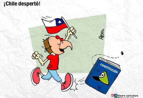 ¡Chile despertó!