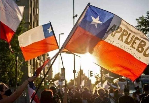 El segundo no en Chile