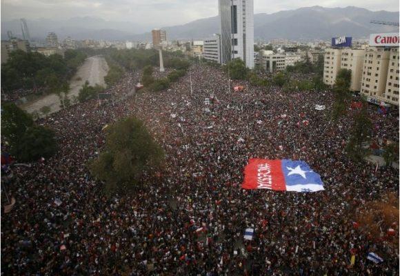 Perú, Chile y Bolivia, ejemplos del valor de la militancia en las calles