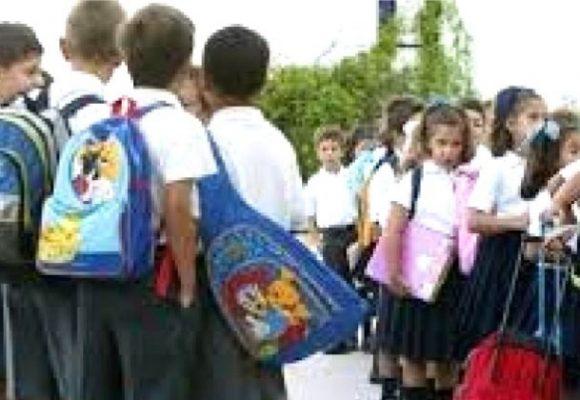 ¿En el 2021, un año más sin ir al colegio?