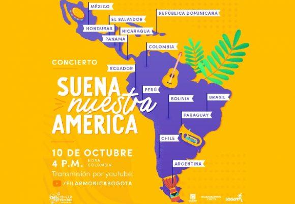 En una sola voz, niños de catorce países latinoamericanos le cantarán a América