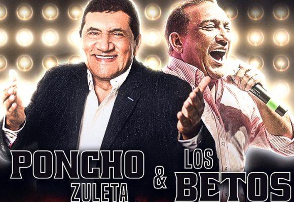 Poncho Zuleta y Los Betos preparan concierto virtual benéfico y sorpresa musical con Piero