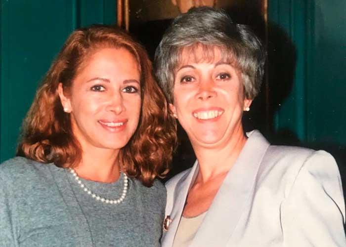 Perder a su hermana Celmira: el dolor más grande de Consuelo Luzardo