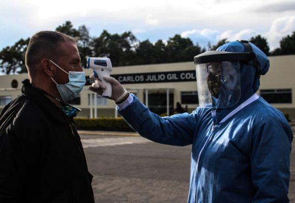 8.166 nuevos contagios y 217 fallecidos más por Covid-19 en Colombia