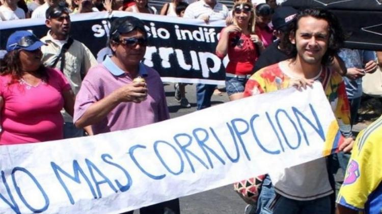 La corrupción no es solo de las personas