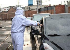 6.311 nuevos contagios y 132 fallecidos más por Covid-19 en Colombia