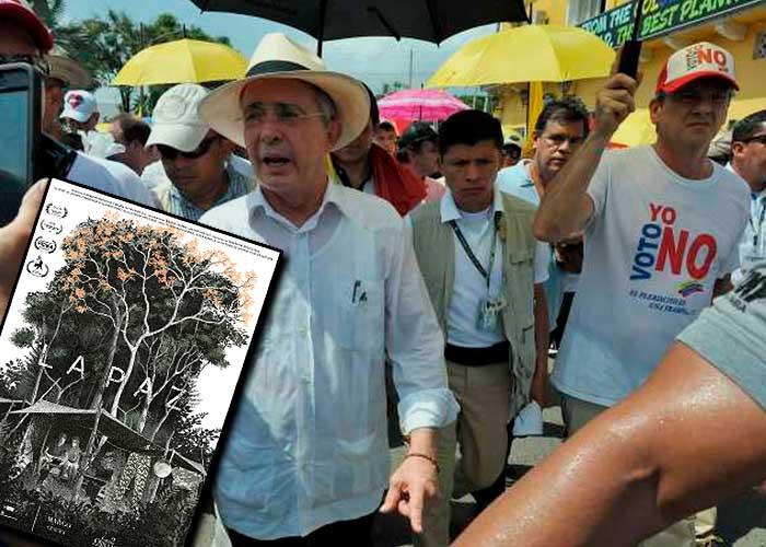 El Documental La Paz me revolcó la rabia contra el uribismo y sus mentiras