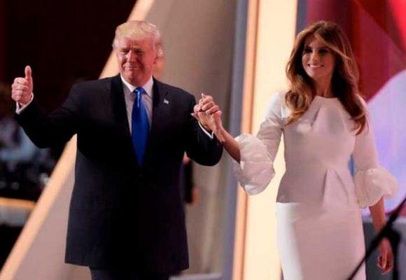 Nuevo desprecio público de Trump a su esposa