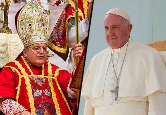 Un cardenal gringo, el enemigo mayor del Papa Francisco