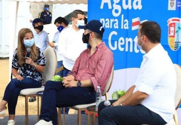 Minvivienda y Elsa Noguera firman convenio del programa 'Casa Digna, Vida Digna'