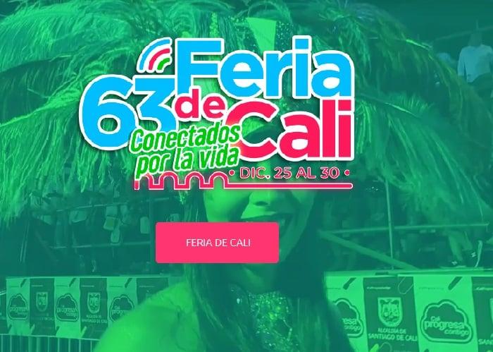 Hay Feria de Cali, pero virtual