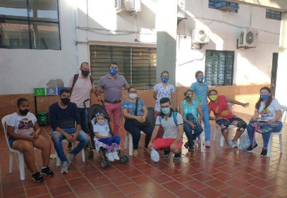 El proyecto inclusivo para la población en condición de discapacidad de El Zulia