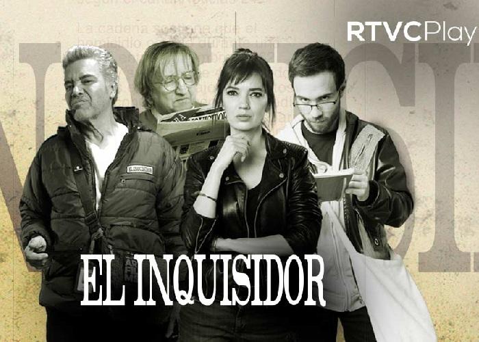 'El Inquisidor', una joya escondida en RTVC Play