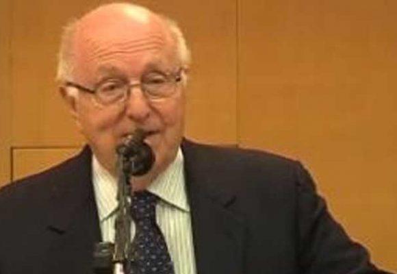 Qué hace Isaac Gilinski en Naciones Unidas