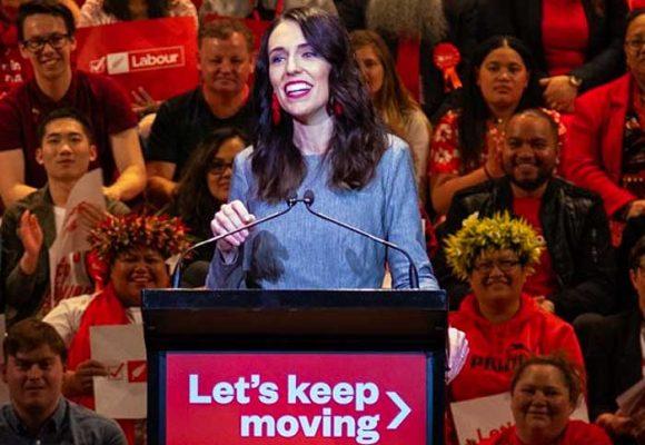 La pandemia atornilló a Jacinda Ardern como primera ministra de Nueva Zelanda