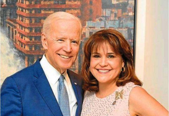 Una santandereana, la figura clave para Joe Biden en la Florida