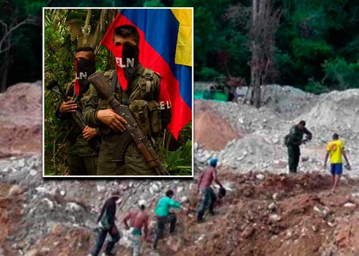 Los Ratones, los aliados del Eln en el sur de Bolívar