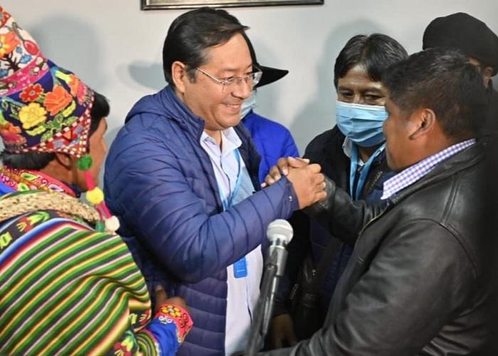 La lección boliviana, el MAS regresa al poder