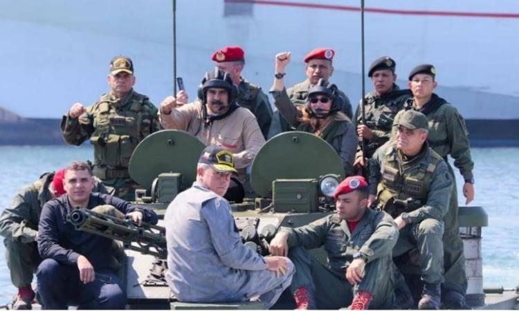 Maduro sin fronteras
