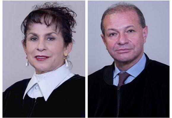 El descache de los magistrados de la Corte Constitucional y Suprema en el caso de sus colegas