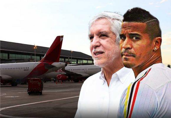 La furia de Macnelly Torres y Enrique Peñalosa por abuso de Avianca