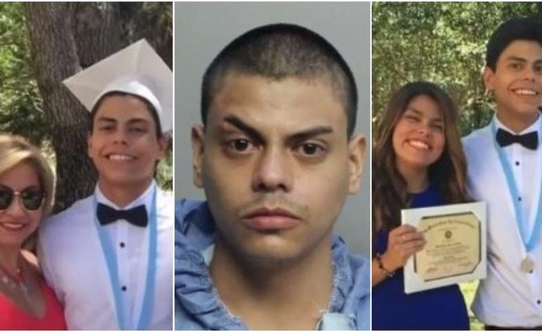 El colombiano que asesinó a puñal a su mamá en Estados Unidos