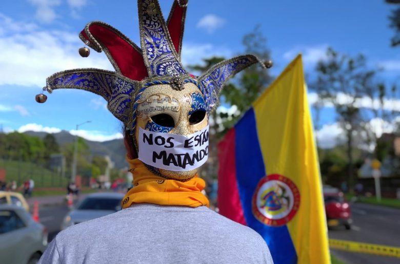 ¡Solidaridad con la rebelión popular en Colombia!
