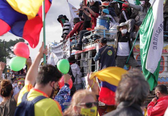 Bogotá apoya a la Minga, el único que no escucha es Duque