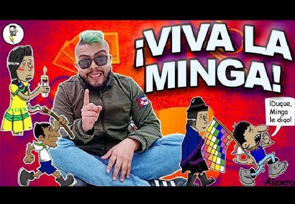 VIDEO: ¡Viva la minga!