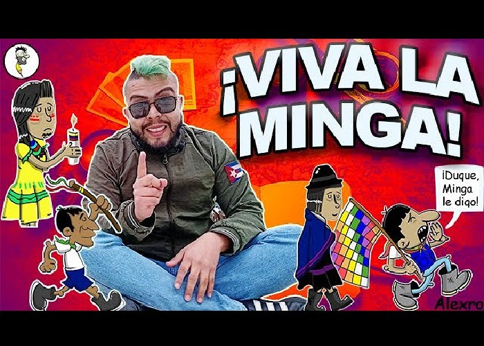 VIDEO: ¡Viva la minga!