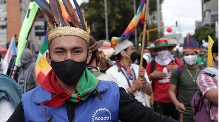 Mingas y protestas con identidad perdida