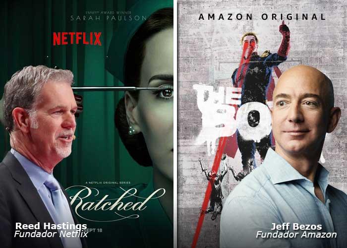 ¿Por qué Amazon va a terminar aplastando a Netflix?
