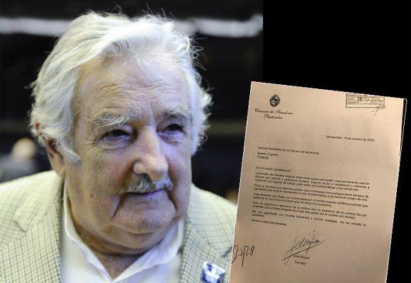 Pepe Mujica le dice adiós a la política