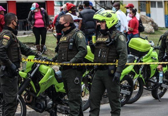 La bicicleta estática de la seguridad