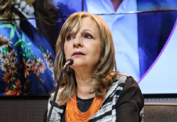 El 'carpe diem' de Ángela María Robledo