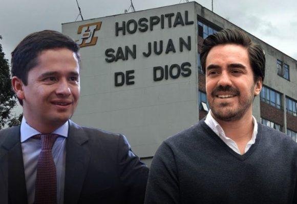 La mano del Centro D. y Cambio Radical en el destino del hospital San Juan de Dios