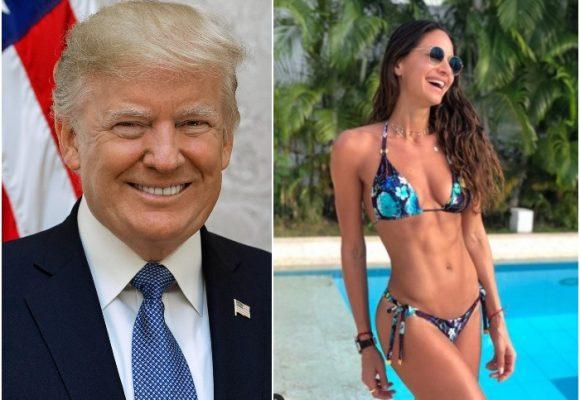 VIDEO: Cuando Donald Trump se llevó a Valarie Domínguez a Nueva York