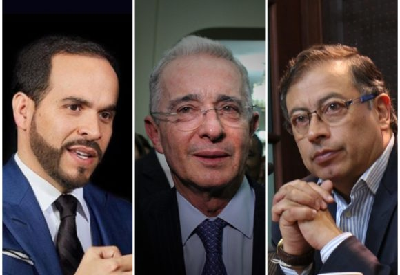 Uribe desiste de demandar a Petro, Cepeda y Roy