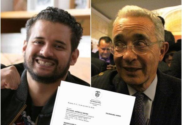 ¿Uribe le tiene miedo a Inti Asprilla?
