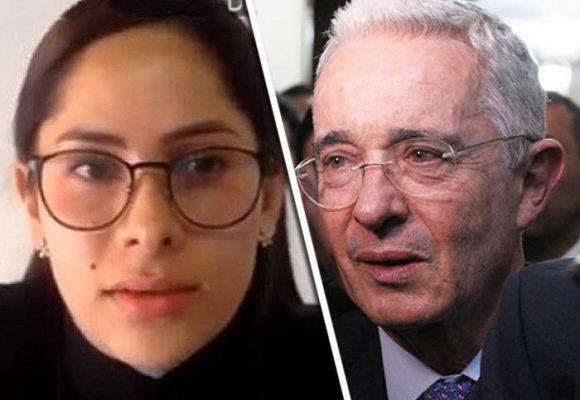 En manos de una joven juez queda la libertad de Uribe