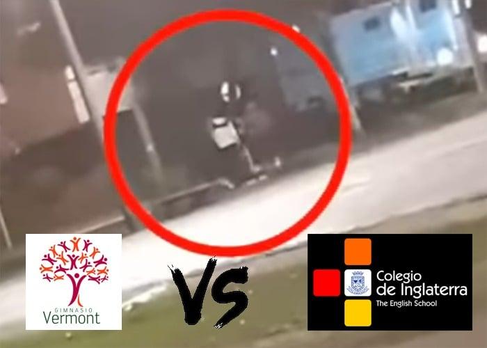 El drama del joven que fue atacado por alumnos de colegios estrato 6 en Bogotá