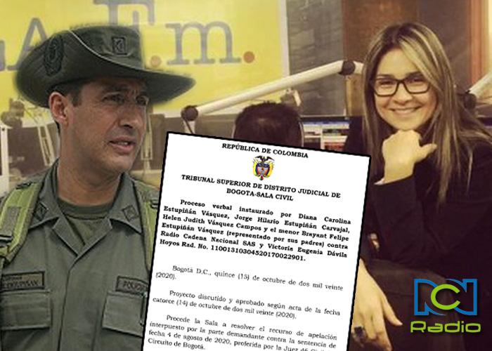 El policía que se la ganó a dos poderosos: Vicky Dávila y RCN