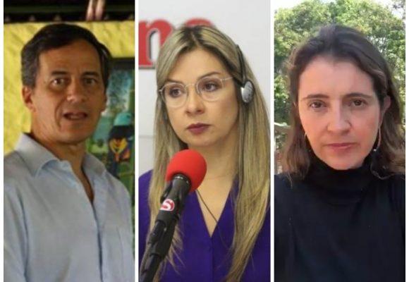 La solidaridad del uribismo con Vicky Dávila