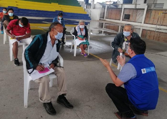 En emprendimientos y educación, así invertirán las víctimas del Putumayo su indemnización