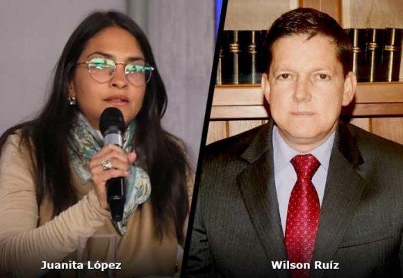 Primera renuncia a Minjusticia Ruiz: sin viceministra