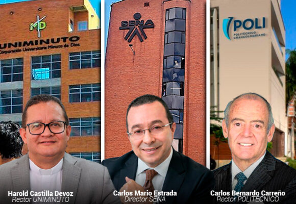 Las 50 universidades más grandes de Colombia